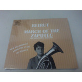 Beirut   March Of The Zapotec And Realpeople Holland [2cd]